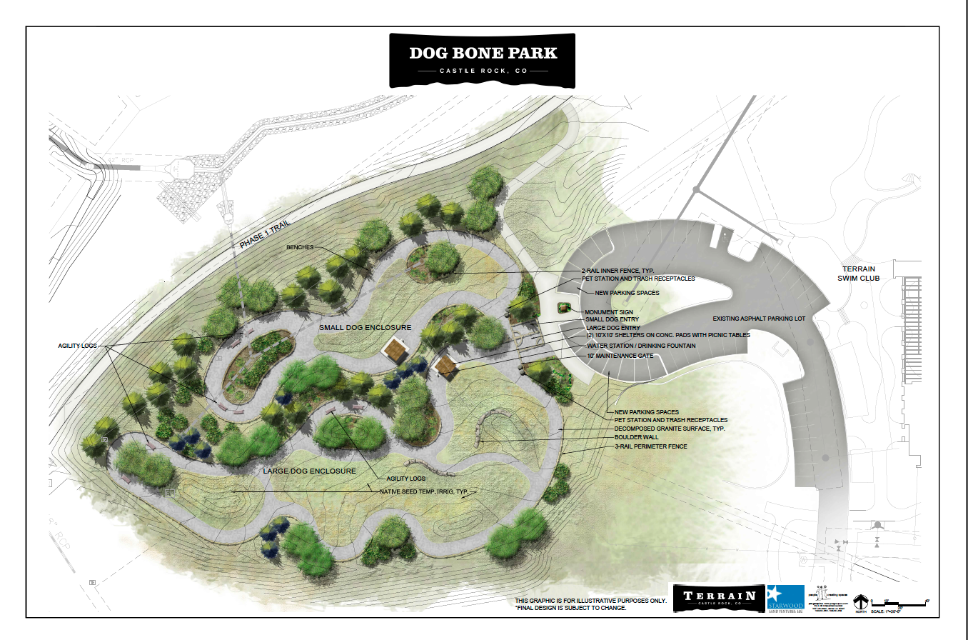 DOG PARK PLAN APPROVED