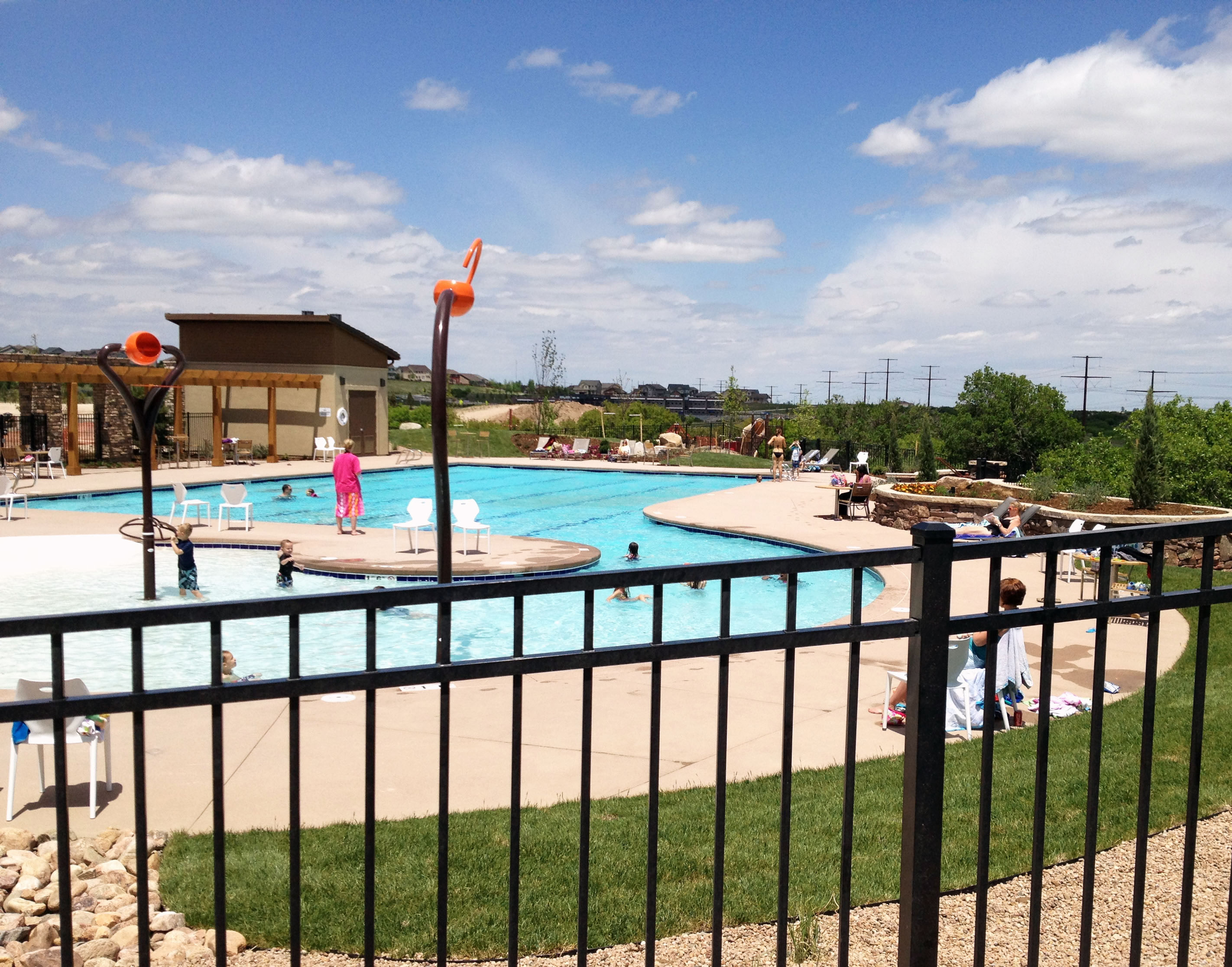 RESIDENTS ROCK THE TERRAIN SWIM CLUB