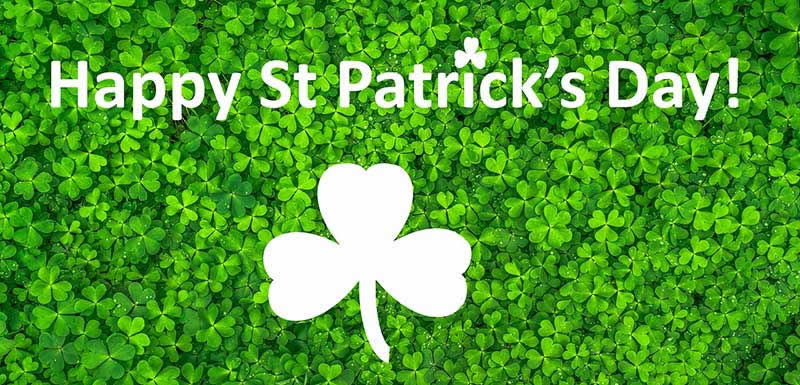 Celebrate St. Patrick's Day Near Terrain
