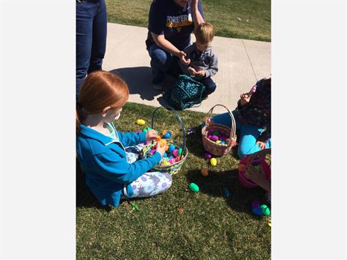 Terrain Easter <br> Egg Hunt