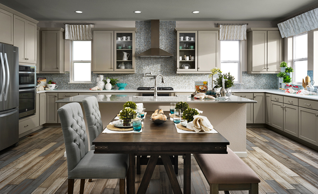 TRI Pointe Homes at Terrain!