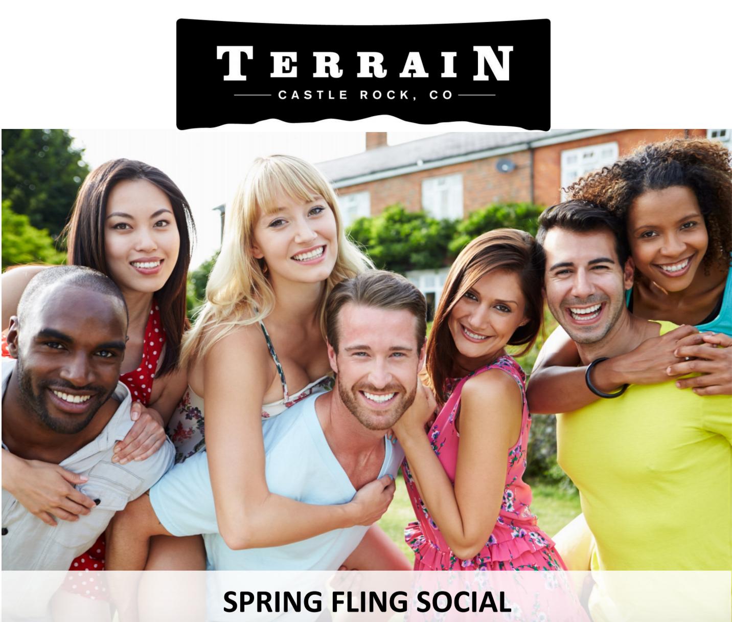 SPRING FLING SOCIAL