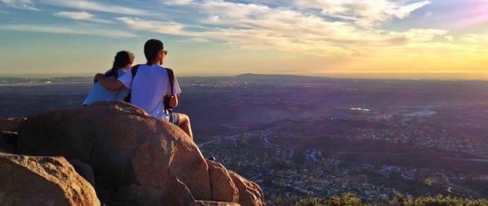 Terrain Castle Rock - Natural Setting